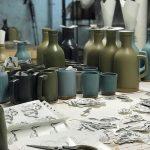 Factory Coffee/Grayling Ceramics: Art Hop