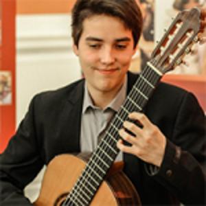 Xavier Jara, Guitar Foundation of America Winner - Performance