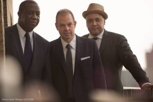 Gilmore 2018: Jazz Club - Bill Charlap Trio