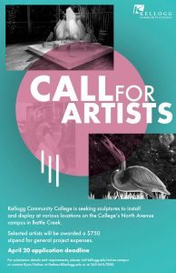 Kellogg Community College Call for Sculpture for O...