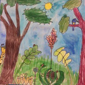 Little Sprout: Art Hop