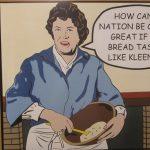 Sarkozy Bakery: Art Hop