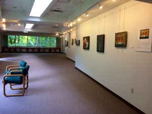 Call for Artists Glen Vista Gallery at the Kalamazoo Nature Center