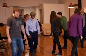Crawlspace Theatre March/April Improv Class, Monda...