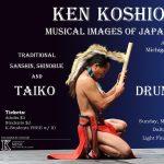 Ken Koshio: Taiko Drumming