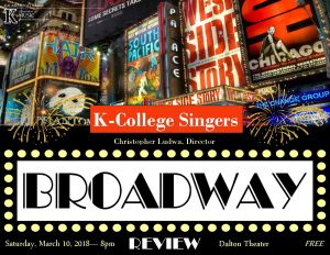 Kalamazoo College Singers Concert
