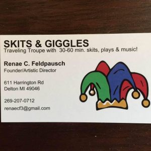 SKITS AND GIGGLES, LLC