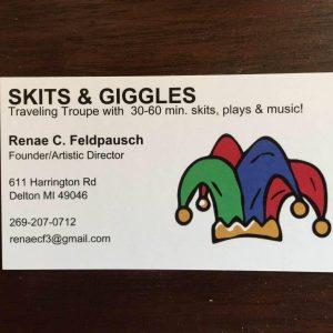 SKITS AND GIGGLES, LLC