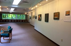 Call for Artists in the Glen Vista Gallery, Kalamazoo Nature Center