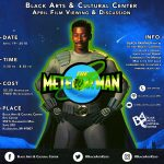 Film Viewing & Discussion: Meteor Man