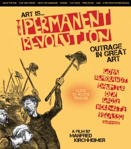 ARTbreak Video: Art is the Permanent Revolution
