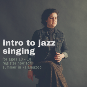 Intro to Jazz Singing