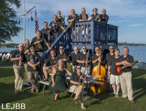 Summertime Live -Lake Effect Jazz Big Band @ Music in the Park