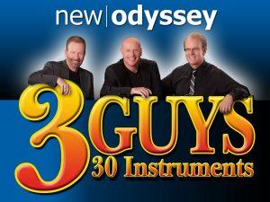 Summertime Live - New Odyssey @ Portage's Overlander Bandshell