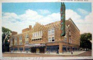 Kalamazoo State Theatre: Art Hop