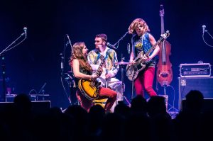 Summertime Live - The Accidentals @ Concerts in the Park