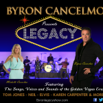 Summertime Live - Byron Legacy - The Legends of Las Vegas @ Kindleberger Summer Festival