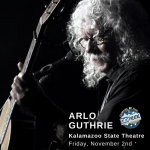 "Arlo Guthrie ""Alice's Restaurant"" Tour at the Kalamazoo State Theatre"