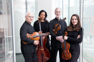 2018-2019 Fontana | JUILLIARD STRING QUARTET