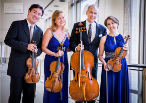 2018-2019 Fontana | NEW YORK PHILHARMONIC QUARTET