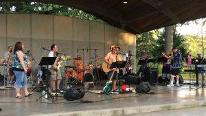 Summertime Live - The Last Mangos @ Kindleberger Summer Festival