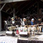 Summertime Live - Cabtown Checkers @ Kindleberger Summer Festival