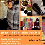 2018 Weavers and Fiber Artists Sale