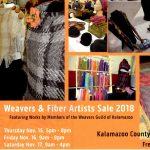 2018 Weavers and Fiber Artists Sale
