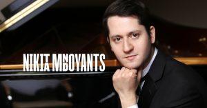 Nikita Mndoyants [The Gilmore Rising Stars Series]