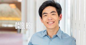 DANIEL HSU <br> 3/17/19 4PM