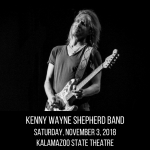 Mammoth Presents: Kenny Wayne Shepherd Band at the Kalamazoo State Theatre