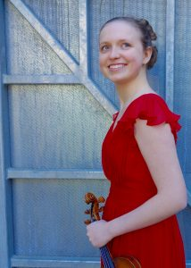Stulberg Gold Medalist & the Kalamazoo Symphony
