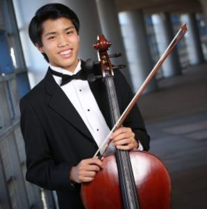 Stulberg Finalist & the WMU Symphony Orchestra...