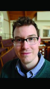 Composer/organist premieres new work on fine arts ...