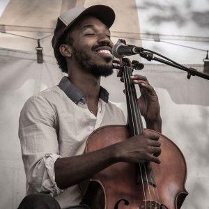 Jordan Hamilton - Cello
