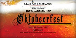 Hot Glass on Tap : Oktobeerfest!