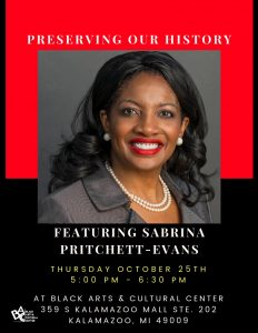 Preserving Our History with Sabrina Pritchett-Evan...