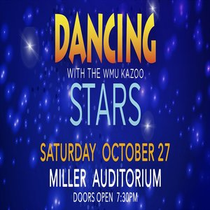 Dancing with the WMU/Kazoo Stars Fundraiser