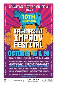 Kalamazoo Improv Festival