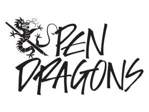 Pen Dragons Calligraphy Guild Monthly Meeting - October 30, 2018