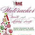 Nutcracker Sweets and Holiday Treats