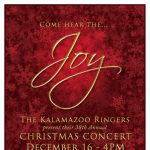 Joy: The Kalamazoo Ringers 38th Annual Christmas Concert