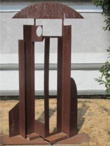 Metal Sculpture #2