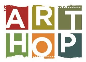 Art Hop Logo