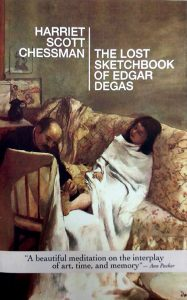 Book Discussions: The Lost Sketchbook of Edgar Deg...