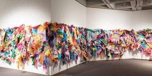 The Feeling Is Mutual: New Work by Maya Freelon. E...