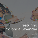 Yes! In the Haymarket District Featuring Yolonda Lavender