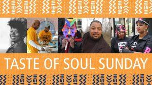 Taste of Soul Sunday