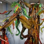 WMU Homer Stryker M.D. School of Medicine Body Donor Memorial Tree - Art Hop