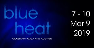 Blue Heat Glass Art Gala and Auction